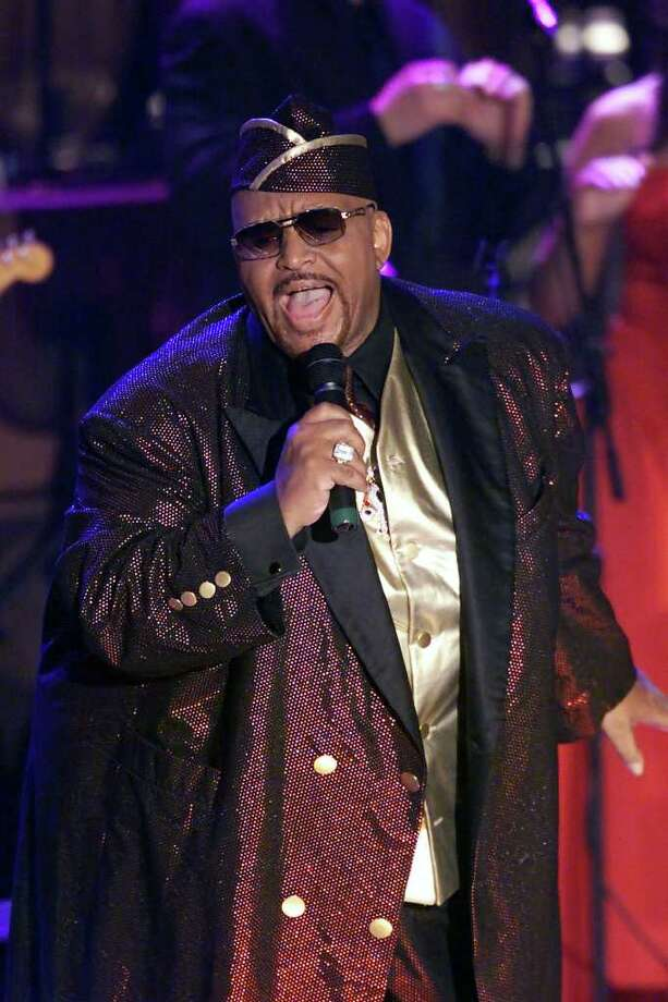 Singer Solomon Burke died October 10 at 70. Photo: Frank Micelotta, Getty Images / Getty Images