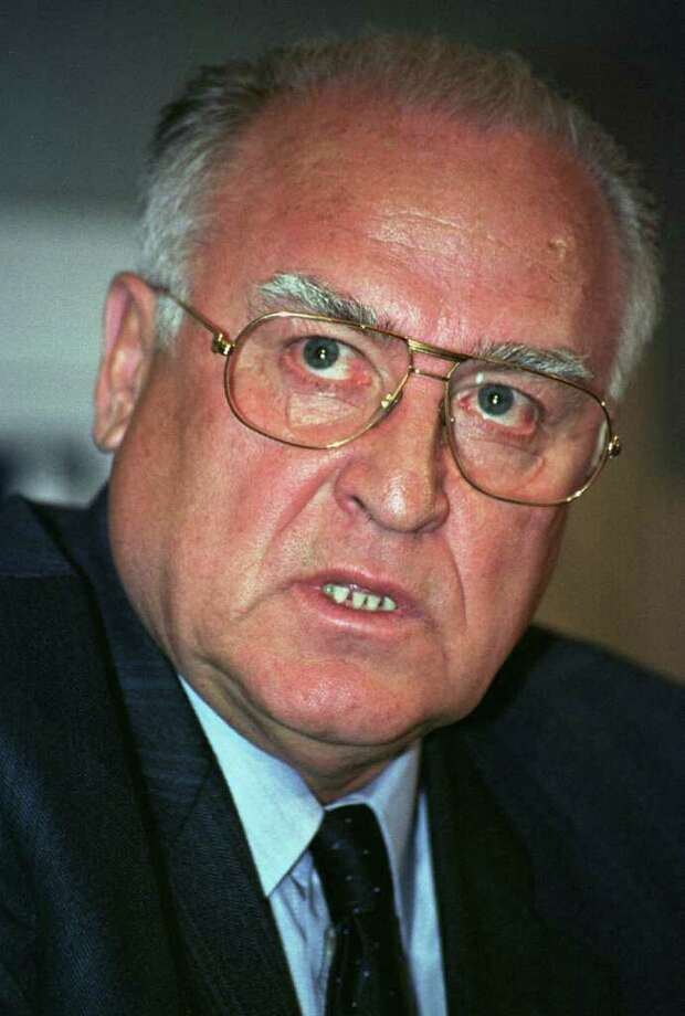 Former Russian Prime Minister Viktor Chernomyrdin died November 3 at 72. Photo: Oleg Nikishin, Getty Images / Getty Images