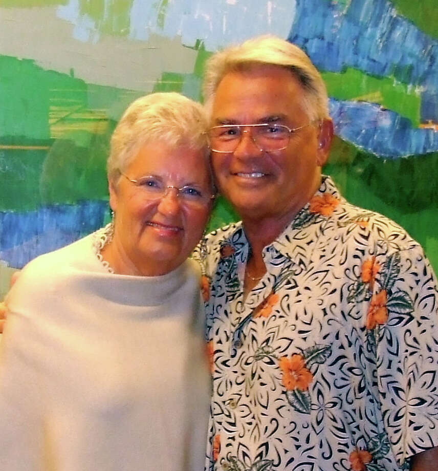 Kathleen and Albert Deak Sr. recently celebrated their 50th wedding anniversary. Photo: Contributed Photo / Fairfield Citizen contributed