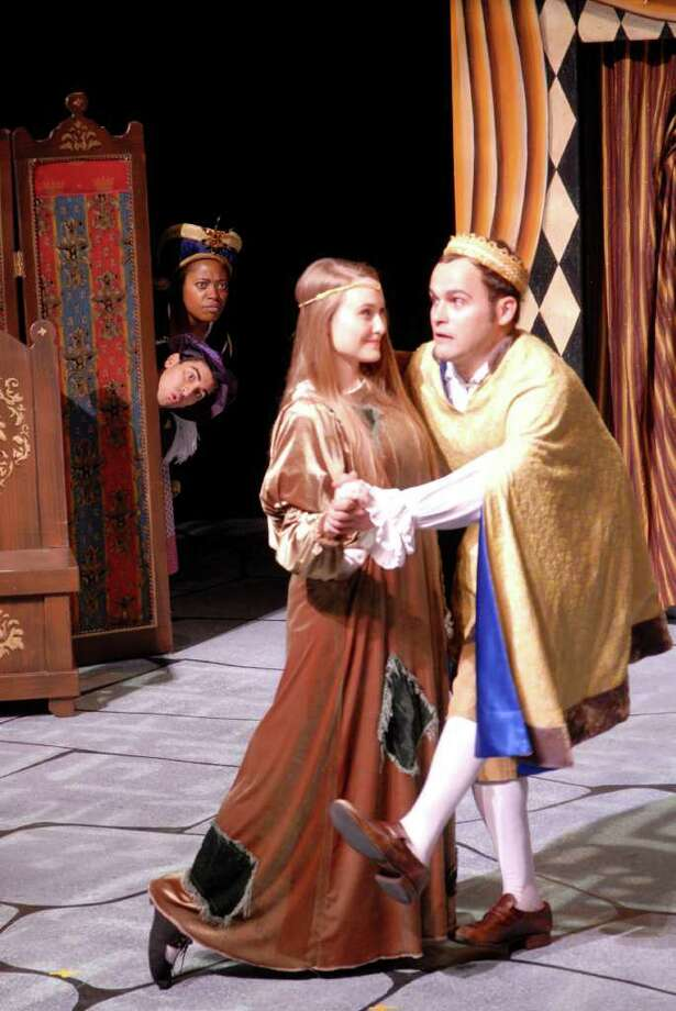 """The Commedia Princess and the Pea"" hits the stage at Westport Country Playhouse on Jan. 16. Photo: Contributed Photo / Westport News contributed"