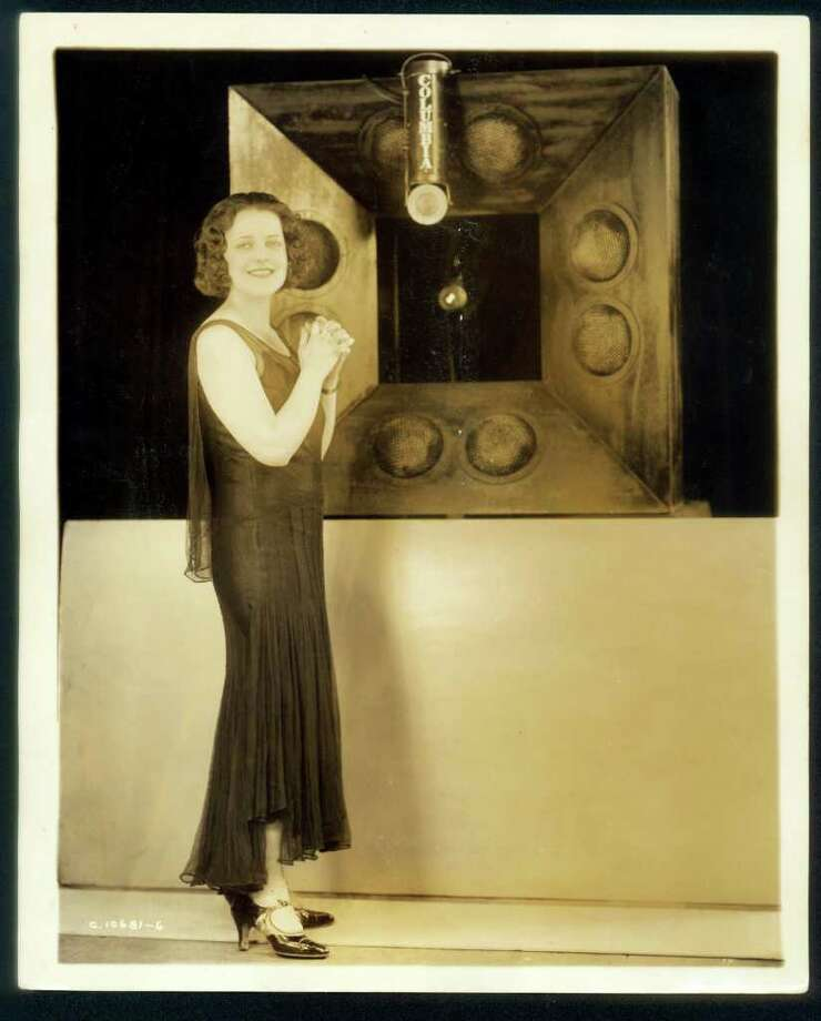 """Helen Louise Choat started her radio career with a show on WASN in Boston, and she went on to play in major Old Time Radio soap operas, including """"Pretty Kitty Kelly,"""" """"The Widder Brown,"""" """"Ma Perkins,"""" and """"The Saga of Helen Trent."""" Choat passed away on Jan. 28, 2010 at age 102. Photo: Contributed Photo / Connecticut Post Contributed"""