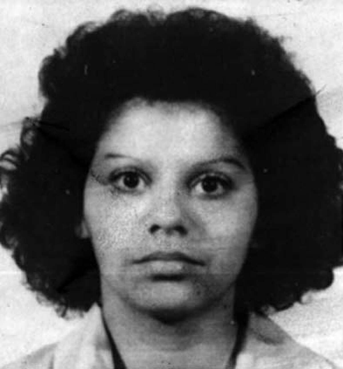 Rebecca Marrero, pictured in a booking photo, disappeared on Dec. 3, 1982, and was long believed to be a victim of the Green River Killer, Gary Ridgway. Her remains were discovered Tuesday in Auburn.