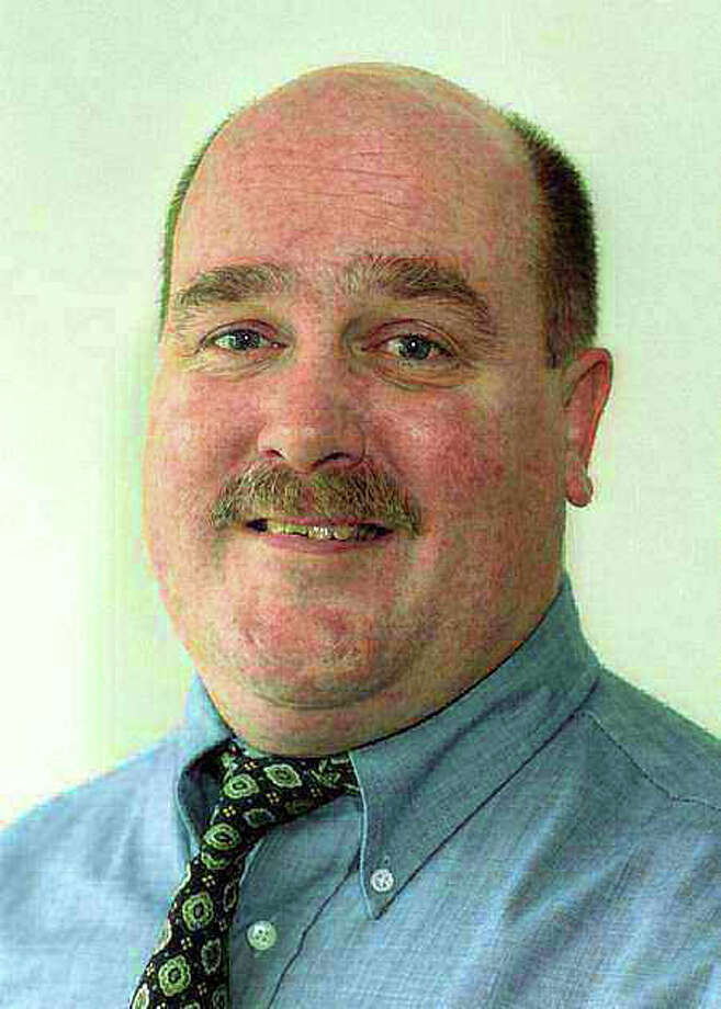 Todd Burger, former Fairfield Citizen sports editor. Photo: Contributed Photo / Fairfield Citizen contributed