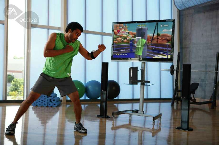 The EA Sports Active 2 with Kinect sensor for Xbox is one of the technological innovations changing workout routines for 2011. Photo: Jeff Vinnick / San Antonio Express-News