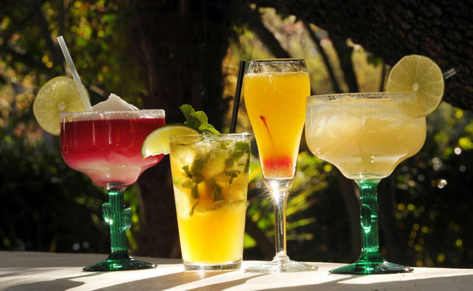 Take the edge off. Margaritas, mimosas, mojitos, oh my! San Antonio is known for a slew of frozen and cool alcoholic beverages that will cool you off and relieve stress.