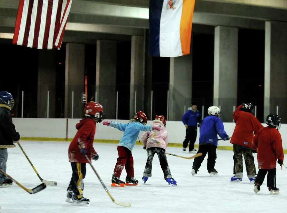 Capital Region Ice Skating | All Over Albany