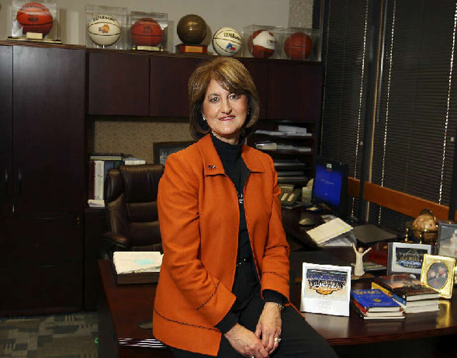 UTSA athletic director Lynn Hickey has spent much of the year focused on starting a football team but hasn't let that get in the way of success for the other programs. Photo: EDWARD A. ORNELAS/eaornelas@express-news.net
