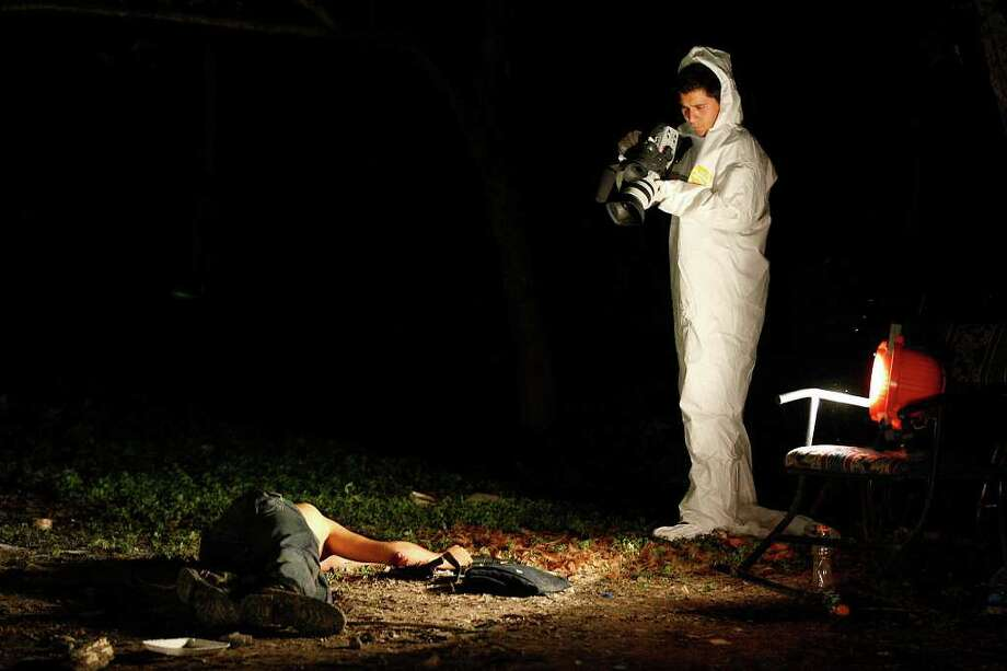 1. Drug violence: The crisis in Mexico affected South Texas in various ways, including Mexicans moving to the North Side, produce companies changing the way they do business and a border bill providing more money for unmanned surveillance vehicles. Photo: Jerry Lara/Express-News / glara@express-news.net