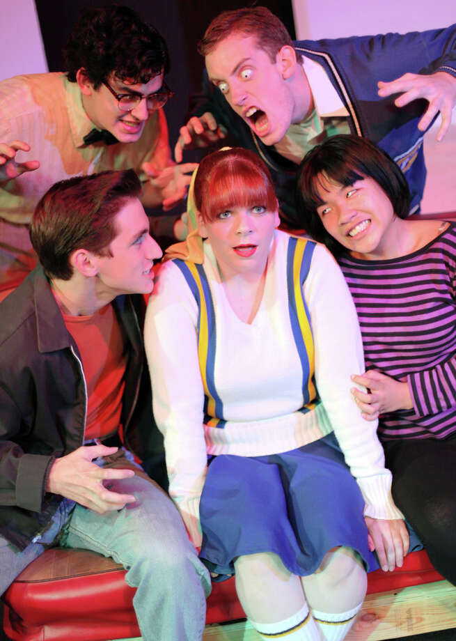 """""""Dr. 'S' Battles the Sex-Crazed Reefer Zombies: The Movie: The Musical"""" at Overtime Theater was among the highlights of 2010. COURTESY NIKI AGUIRRE"""