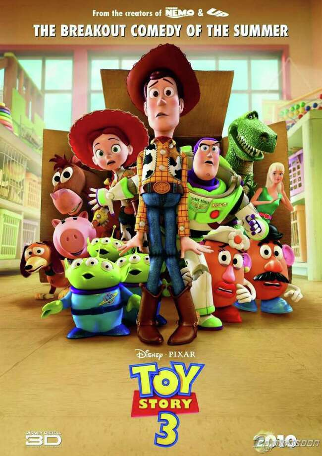 "WoodySpeaking of animated cowboys, in the ""Toy Story"" franchise, Woody is a force for good and inspires us all. / handout"