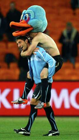 Лучшие спортивные фотографии 2010 года.