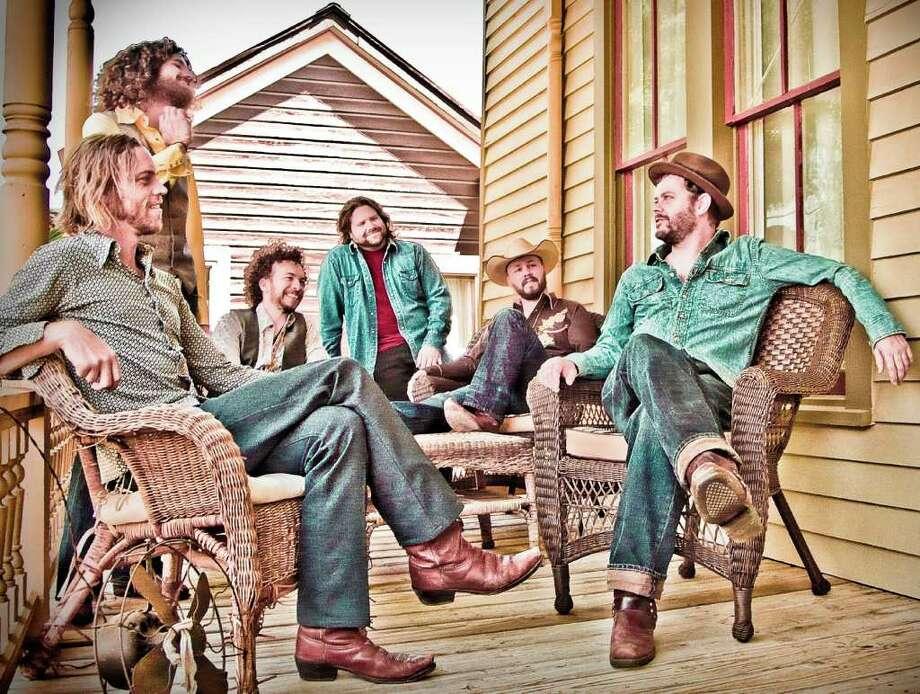 Dallas band Deadman Photo: James Webber/Courtesy Photo