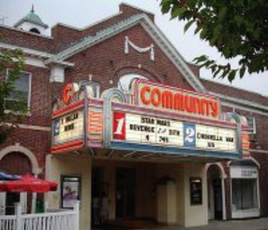 """If Times Square at midnight is not your thing, check out a showing of """"The Social Network"""" at the Community Theater. Photo: Contributed Photo / Fairfield Citizen"""