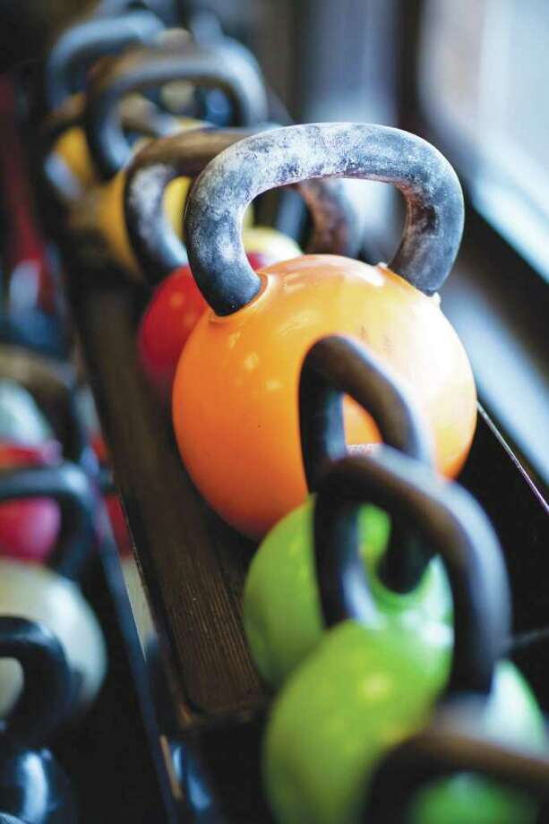 Catching the Kettlebell Craze: Enthusiasts say it's the best