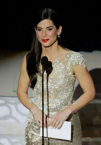 HOLLYWOOD - MARCH 07: Actress Sandra Bullock presents onstage during the 82nd Annual Academy Awards held at Kodak Theatre on March 7, 2010 in Hollywood, California.  (Photo by Kevin Winter/Getty Images) Photo: Kevin Winter, Staff / Getty Images North America