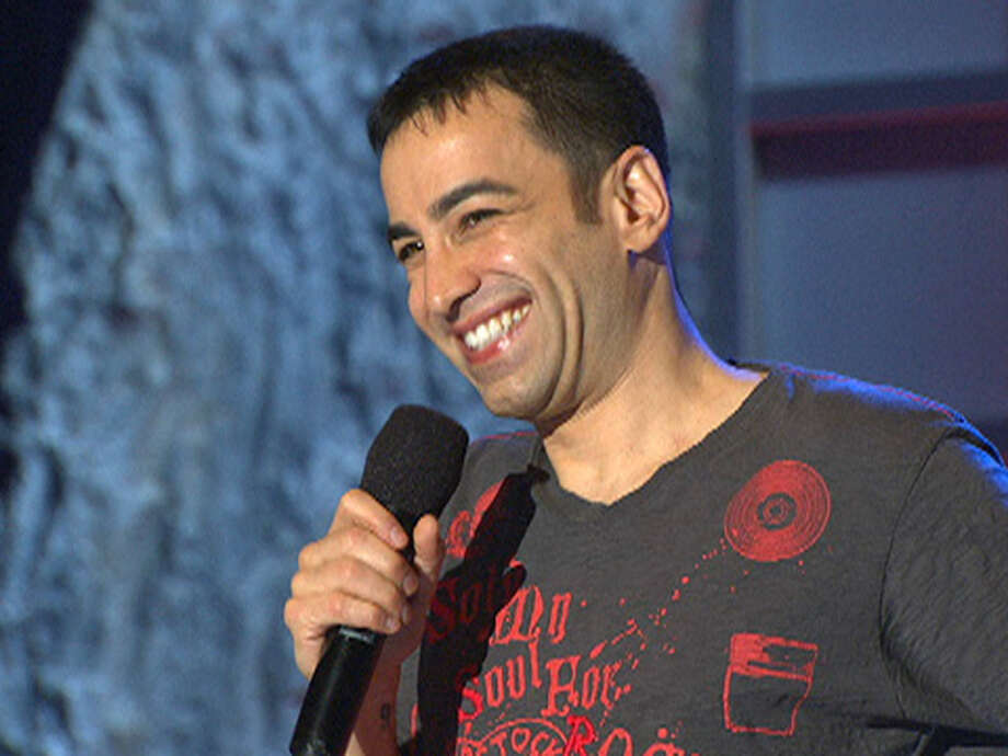 Comedian Mitch Fatel performs at the Laugh out Loud Comedy Club through Sunday. Photo: Courtesy Photo/Express-News