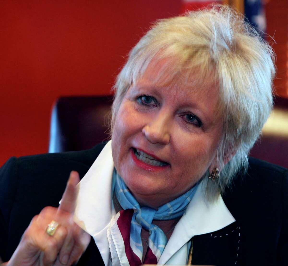 Bexar County District Attorney Susan Reed