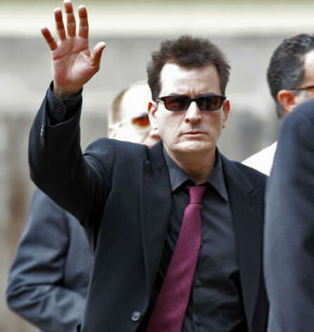 "Charlie SheenHospitalized/rehabSheen's unusual behavior at a room at the Plaza Hotel ($7,000 worth of damage and a woman locked in the bathroom) made the headlines, but before that - Sheen spent time in ""preventative"" rehab. (Associated Press)"
