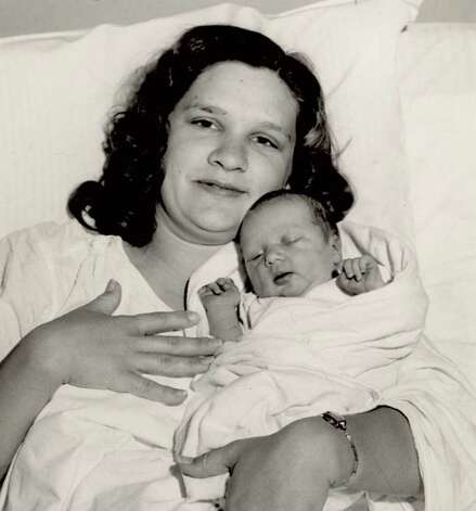 Patricia Gail (Patty) Self was the first Beaumont baby born in 1953 that was reported by The Enterprise. Enterprise file photo 1953