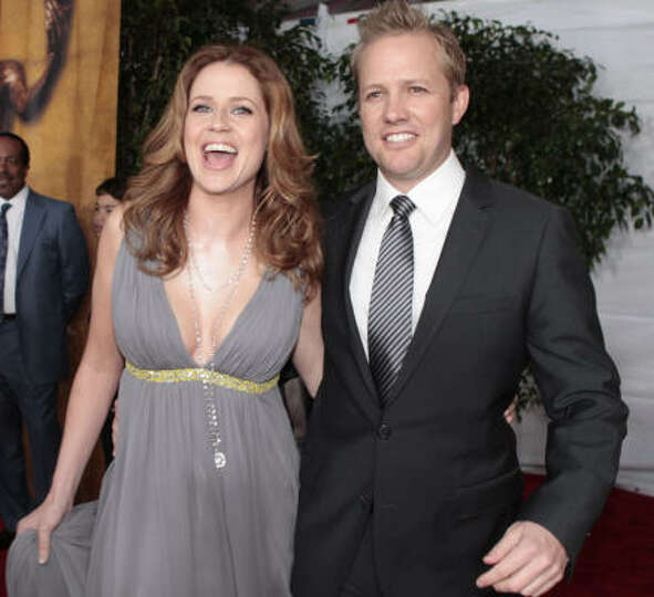 the office star jenna fischer and husband lee kirk