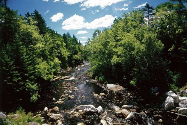 The land purchased includes 180 miles of rivers and streams and 175 lakes and ponds. (Times Union Archive)