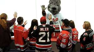4. Rats depart, Devils arrive. After a 17-year run, the Albany River Rats are no more, as the Carolina Hurricanes bought the American Hockey League franchise and moved it to Charlotte. When the New Jersey Devils arrived ? the original parent club of the Rats ? they decided to go with the name Devils.
