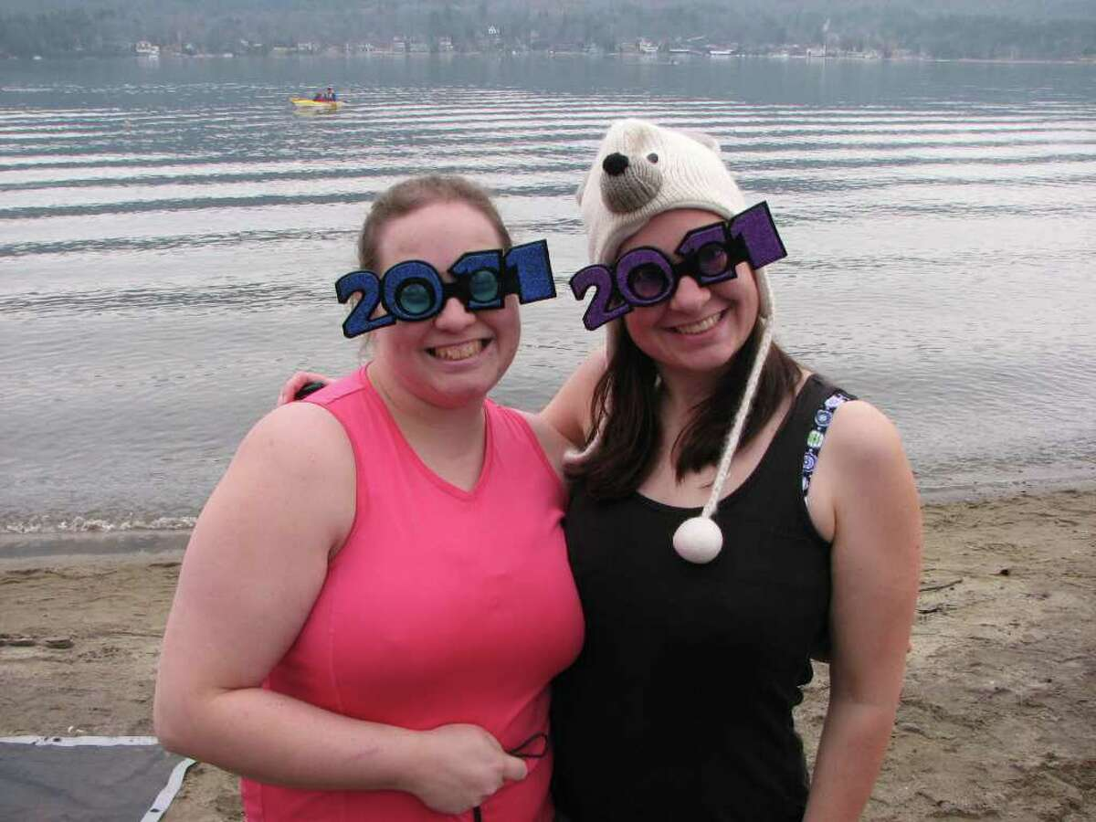 Were you seen at 2011 Lake George Polar Plunge?