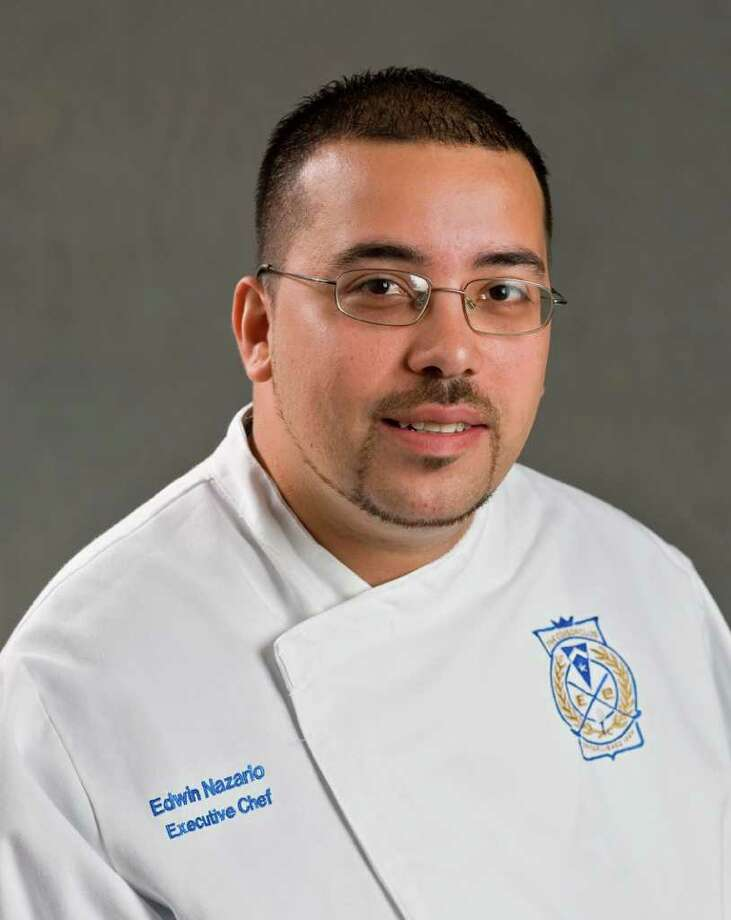 Edwin Nazario, executive chef, The Edison Club, Rexford
