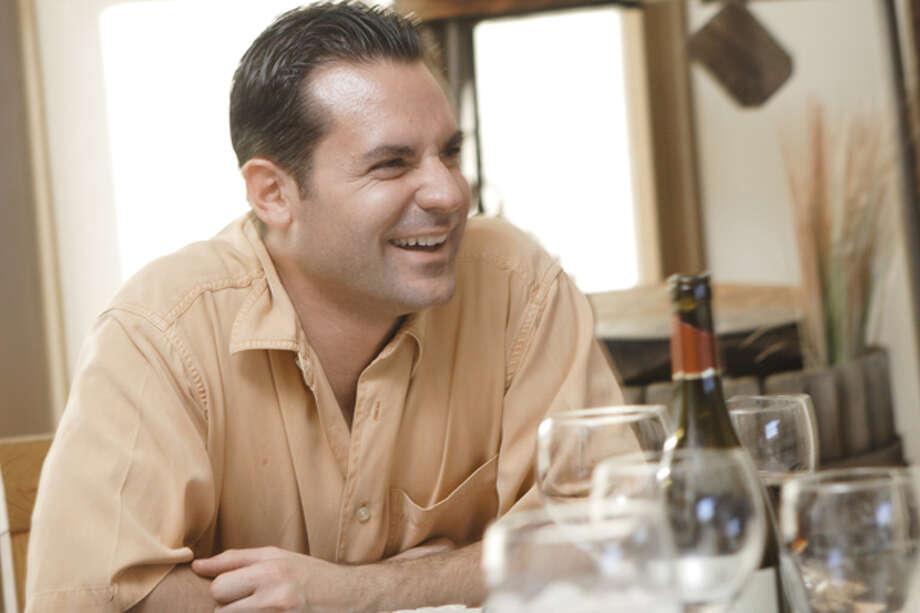 Chef Bobby Mallozzi is part of a Rotterdam-based family that oversees a veritable empire of eating establishments, including Villa Italia, the Brown Derby and the restaurant at Albany's Italian American Community Center. (Suzanne Kawola/Life@Home) Click here to read the story.