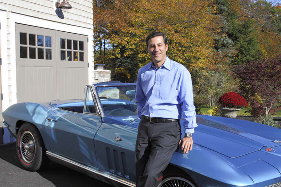 Rich Rosetti's historic carriage house was renovated around his classic car collection. (Nancy Bruno/Life@Home) Click here to read the story.