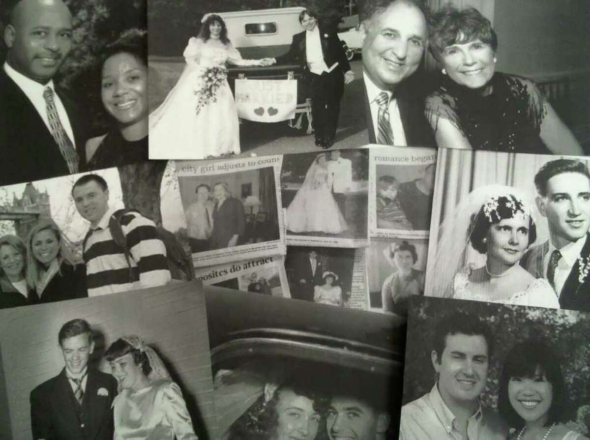 Many area couples who were featured in 2010 How They Met stories met at school or at work, while some met through hobbies or volunteer activities.