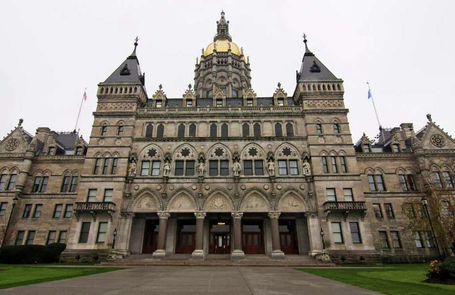 The Capitol Building in downtown Hartford, Conn. November 04, 2010. Photo: Christian Abraham, ST / Connecticut Post