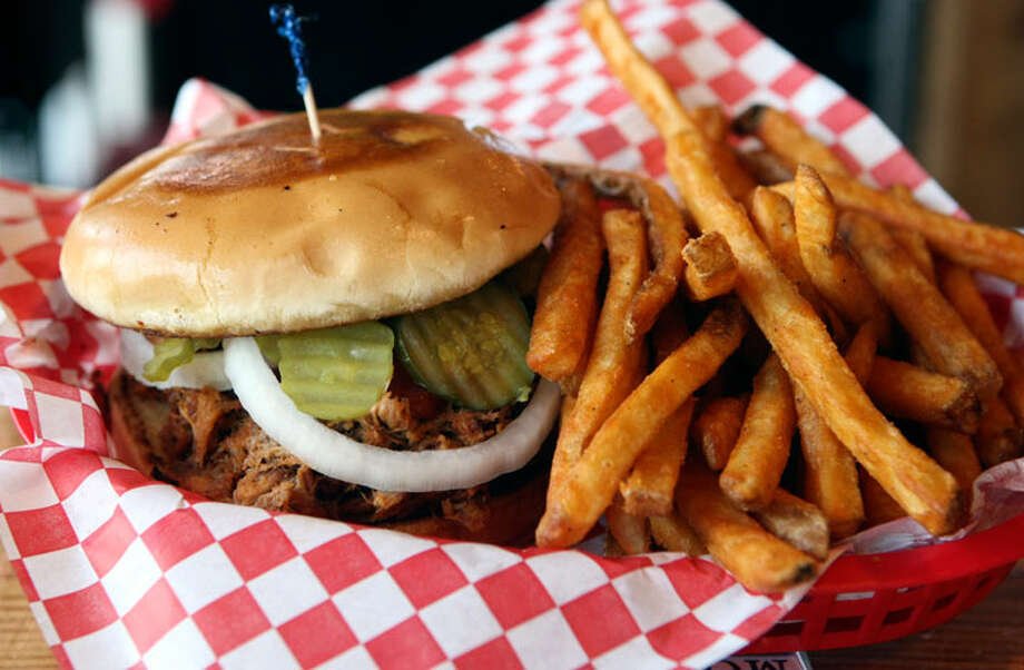 Porky's Burgers & More, 2426 Culebra Road and 4511 NW Loop 410. Burgers, appetizers and sandwiches are tasty, but the pulled pork sandwich is a thing of beauty.