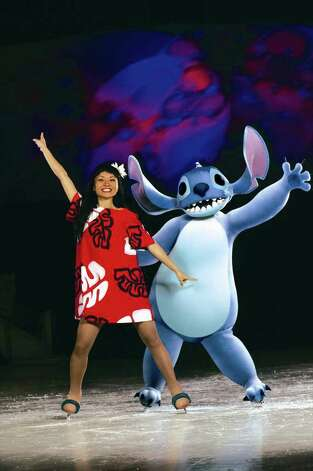 """Mickey & Minnie's Magical Journey"" takes audience members to Hawaii, during 10 performances Jan. 12-17 in Bridgeport. Photo: CONTRIBUTED PHOTO"