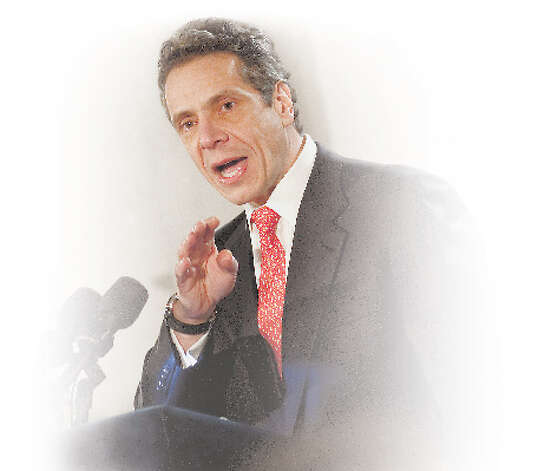 Gov. Andrew Cuomo controls who will attend the annual State of the State address Wednesday. Photo: Shannon DeCelle