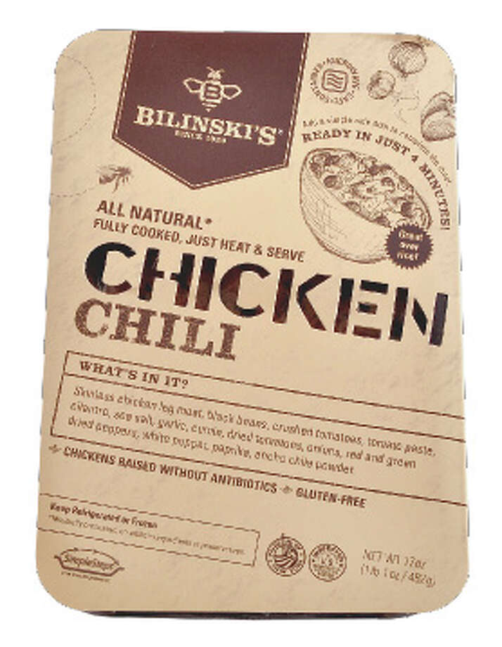 Bilinski's has launched a new line of comfort-food entr?s made from all-natural and organic chicken.