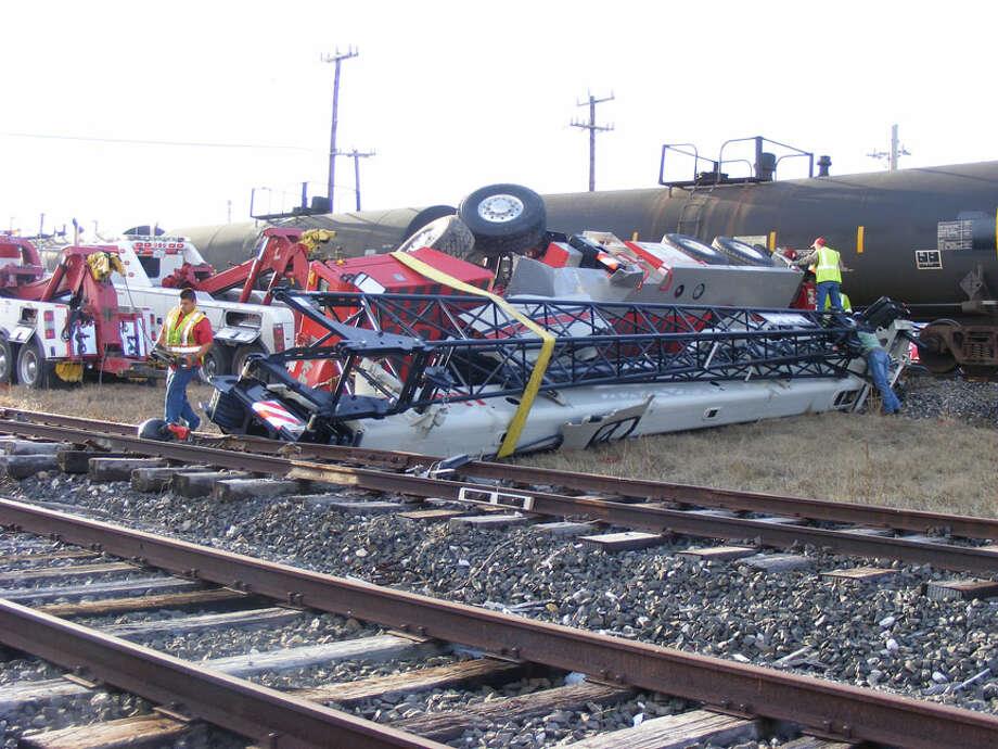 Messy plow fest