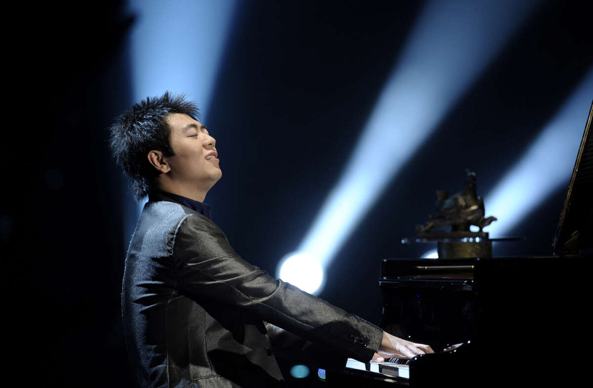Pianist Lang Lang will play Rachmaninoff's Piano Concerto No. 2 at Wednesday's concert with the San Antonio Symphony. COURTESY SAN ANTONIO SYMPHONY