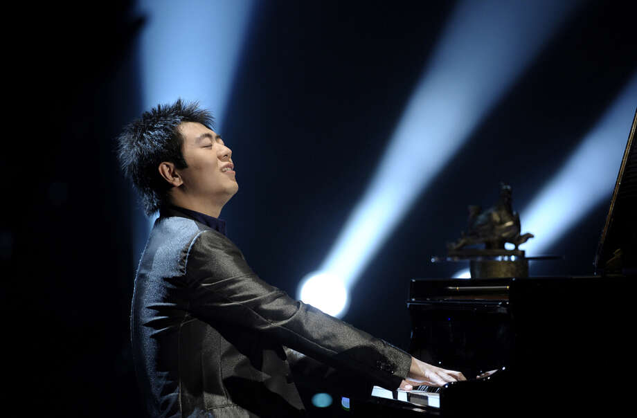Pianist Lang Lang will play Rachmaninoff's Piano Concerto No. 2 at Wednesday's concert with the San Antonio Symphony. COURTESY SAN ANTONIO SYMPHONY / 2010 AFP
