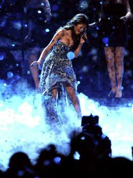 LOS ANGELES, CA - JANUARY 05:  Singer Selena Gomez performs onstage during the 2011 People's Choice Awards at Nokia Theatre L.A. Live on January 5, 2011 in Los Angeles, California.  (Photo by Kevin Winter/Getty Images) *** Local Caption *** Selena Gomez Photo: Kevin Winter, Getty Images / 2011 Getty Images