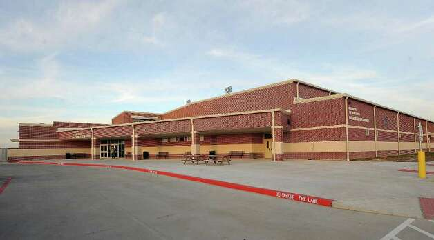 Now completed, Beaumont Independent School District's natatorium opened Tuesday night allowing the swim team to perform their first practice.  Guiseppe Barranco/The Enterprise Photo: Guiseppe Barranco / Beaumont