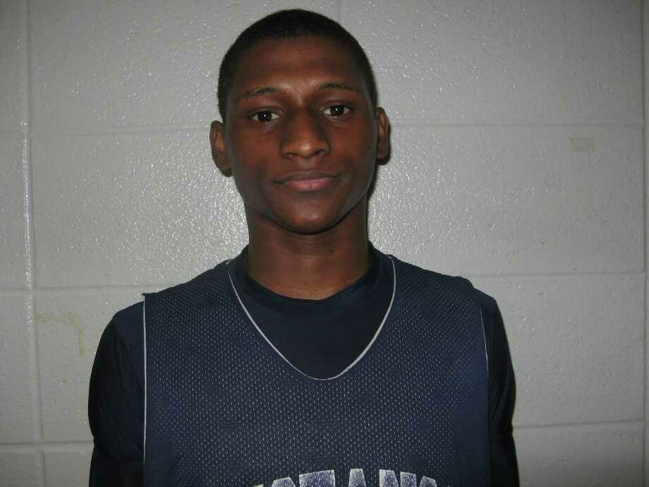 West Orange-Stark shooting guard D'Andrus Brooks-Gentry.