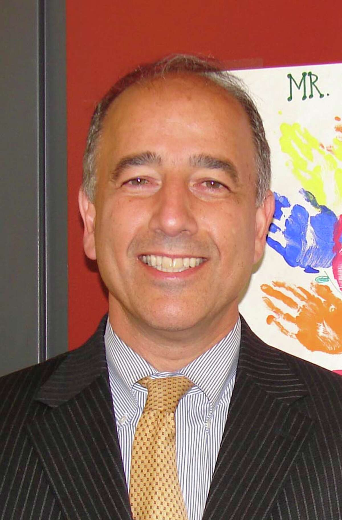 Anthony Bivona, superintendent of Brookfield.