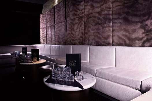 Another look at the interior of Eva Longoria's nightclub Eva.