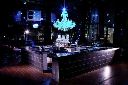 Beso LLC operates both of Longioria's properties, the restaurant Beso and nightclub Eve. Seen here is a bar inside Eva.