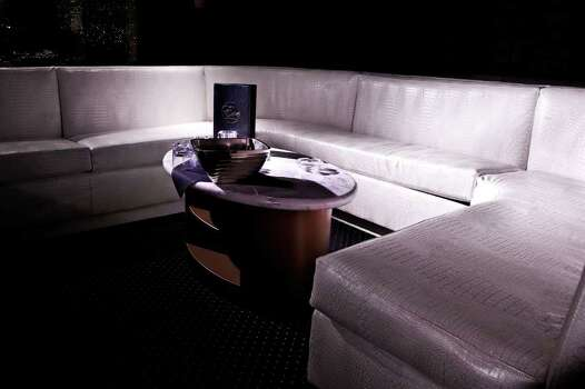 Another look at the interior of Eva Longoria's nightclub Eva. COURTESY PHOTO