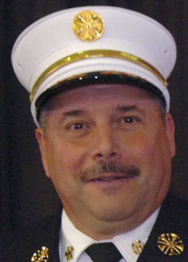 Greenwich Fire Chief Peter Siecienski. Photo: File Photo / Greenwich Time File Photo