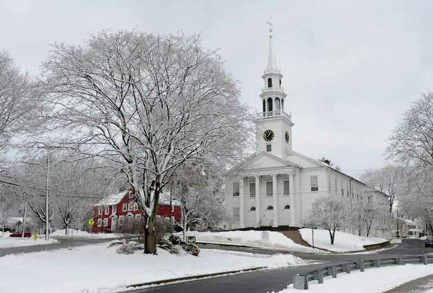 Life-long Milford resident and local history expert Dave Gregory will be at the First United Church of Christ, Congregational Friday at 7:00 to host a nostalgic tour of Milford in the '40s through the early '60s. Find out more.  Photo: Christian Abraham / Connecticut Post
