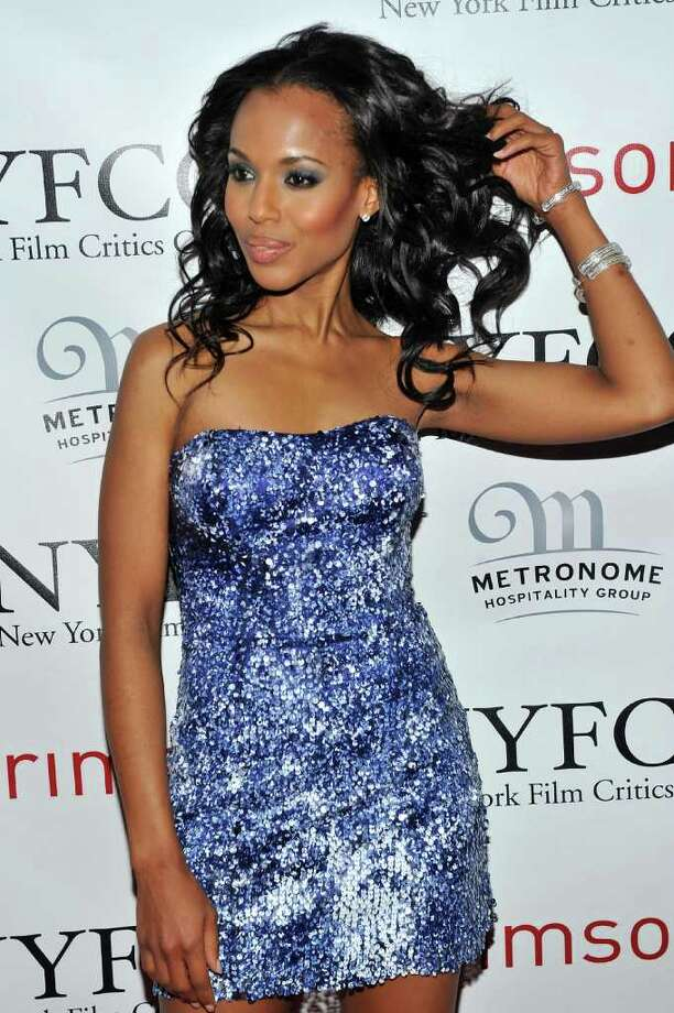 NEW YORK, NY - JANUARY 10:  Actress Kerry Washington attends the 2010 New York Film Critics Circle Awards at Crimson on January 10, 2011 in New York City.  (Photo by Stephen Lovekin/Getty Images) *** Local Caption *** Kerry Washington Photo: Stephen Lovekin, Getty Images / 2011 Getty Images