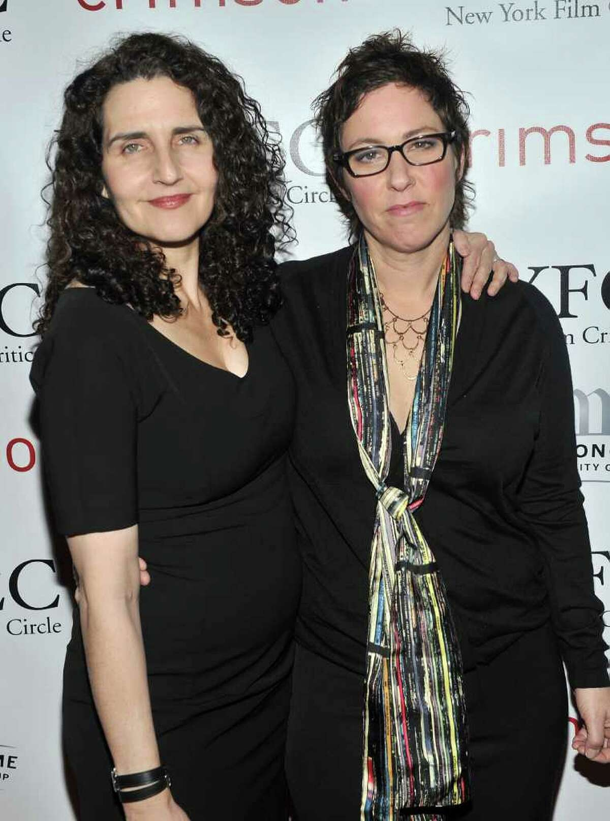 NEW YORK, NY - JANUARY 10: Filmmakers Lisa Cholodenko and Tamara Jenkins attend the 2010 New York Film Critics Circle Awards at Crimson on January 10, 2011 in New York City. (Photo by Stephen Lovekin/Getty Images) *** Local Caption *** Lisa Cholodenko;Tamara Jenkins
